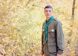 Eagle Scouts and Stewart Signs: The Perfect Pair