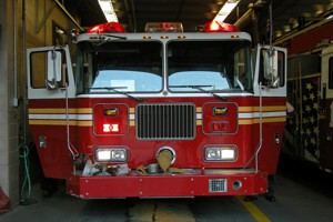 Fundraising with Your Fire Department Sign