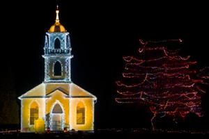 How to Invite People into Your Church During the Holidays Using Outdoor Signage