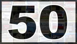 Stewart Signs Turns 50