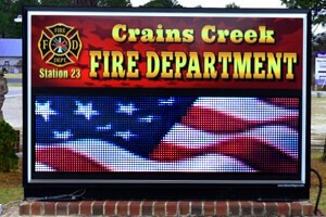 Use the SAFER Grant to Get a New Fire Department Sign