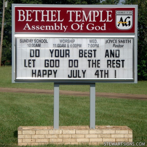 Bethel Temple Assembly Of God - Camden, AR