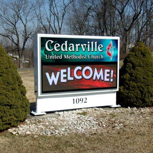 Cedarville United Methodist Church - Pottstown, PA