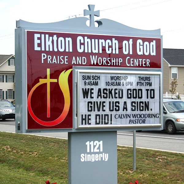 Elkton Church Of God Praise And Worship Center - Elkton, MD