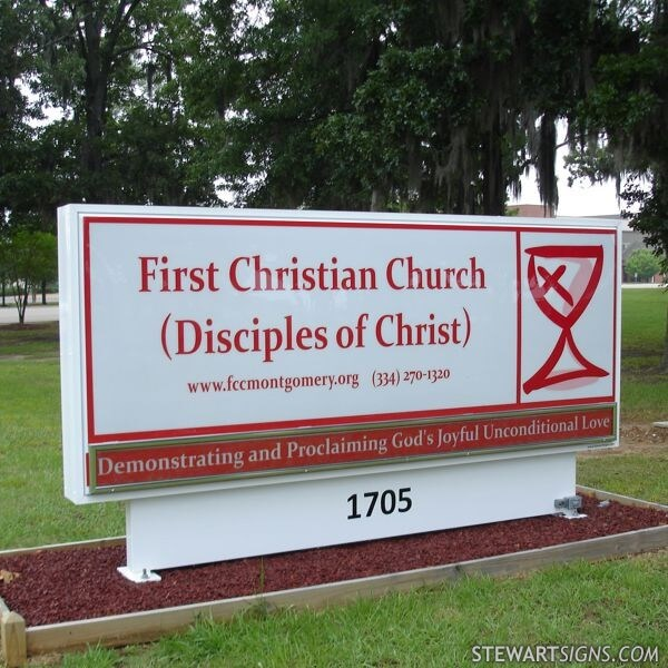 First Christian Church Disciples Of Christ - Montgomery, AL