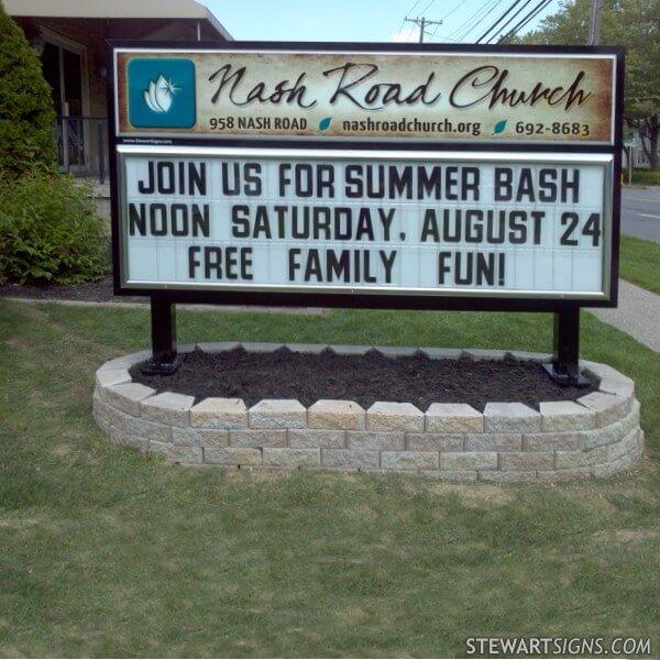 Nash Road Free Methodist Church - North Tonawanda, NY