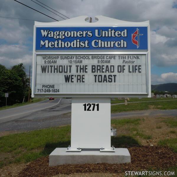 Waggoners United Methodist Church - Carlisle, PA