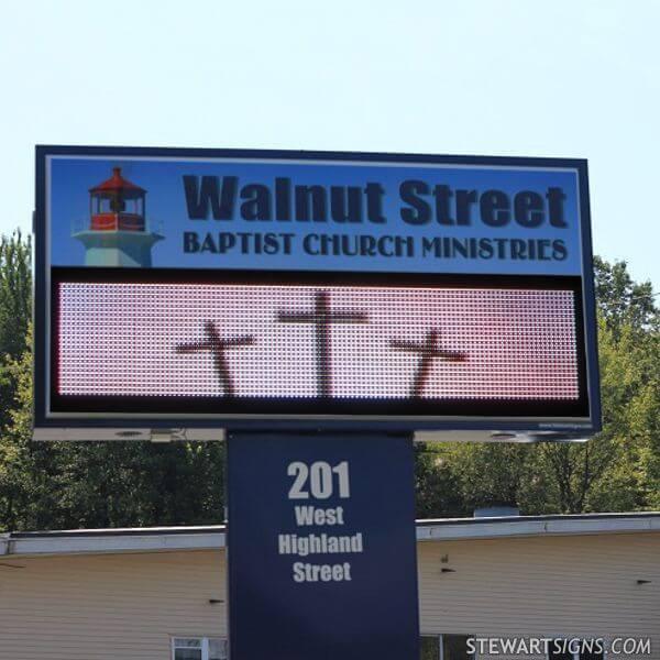 Walnut Street Baptist Church Ministries - Avis, PA
