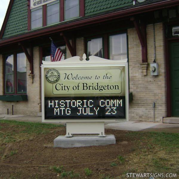 City Of Bridgeton - Bridgeton, NJ