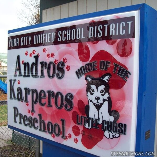 Andros Karperos Preschool - Yuba City, CA