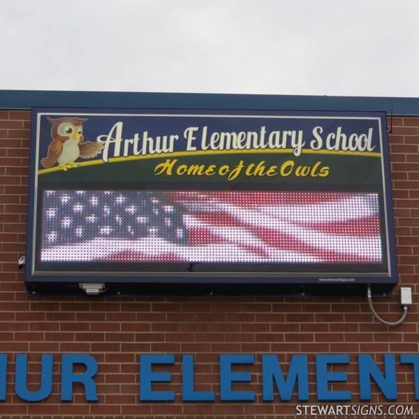 Arthur Elementary School - Oklahoma City, OK