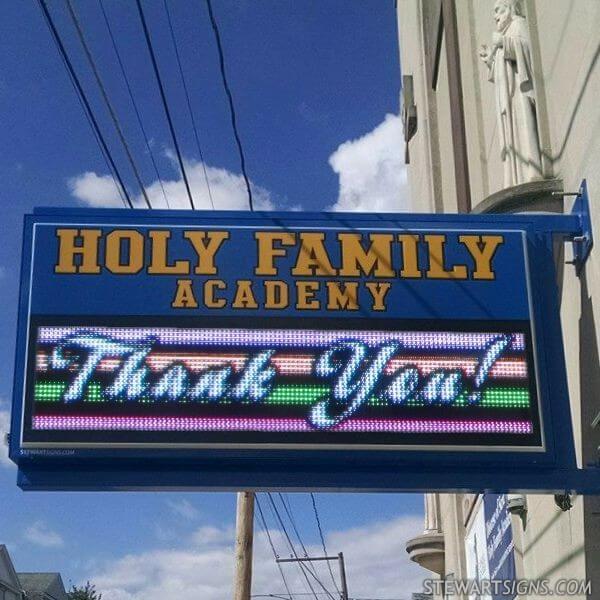 Holy Family Academy - Hazleton, PA
