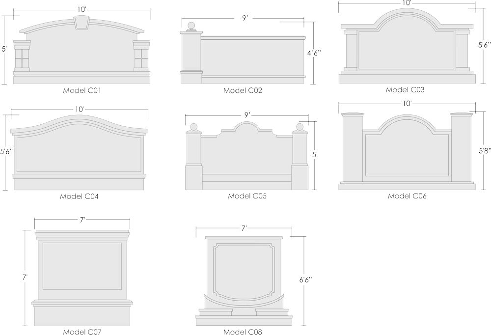 Monument Sign Sizes